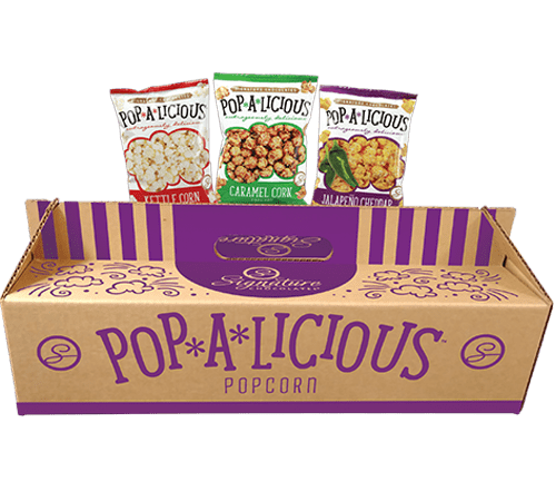 Spicy Pop*A*Licious Popcorn Fundraiser