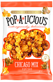 Popalicious Chicago Mix Popcorn Single Package