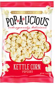 Popalicious Kettle Corn Popcorn Single Package