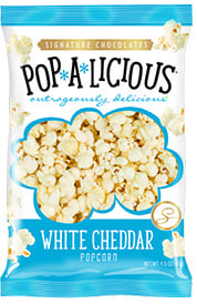 Popalicious White Cheddar Single Package