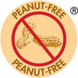 Certified Peanut Free