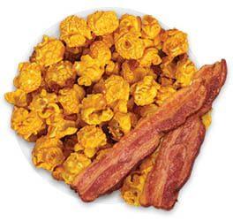 smoked bacon cheddar fundraising popcorn
