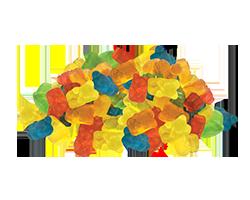 reg gummy bears