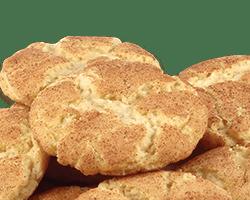Snickerdoodle cookie mix